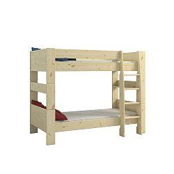 Dětská palanda z borovicového dřeva Steens For Kids, výška 164cm