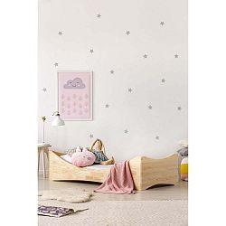 Dětská postel z borovicového dřeva Adeko Mila BOX 3,100x170cm