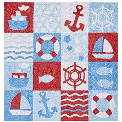 Dětský koberec Zala Living Sailor, 100x100cm