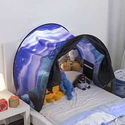 Dětský stan nad postel InnovaGoods Childrens Bed Tent