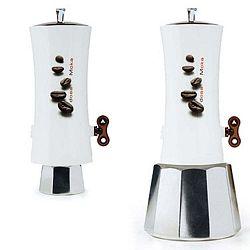 Dóza a dávkovač kávy na moka konvičku Coffee Doser