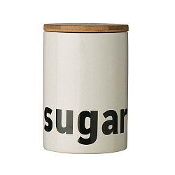 Dóza na cukr z dolomitu Premier Housewares, ⌀ 10 cm