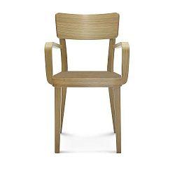 Dřevěná židle Fameg Fotel