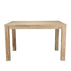 Dřevěný jídelní stůl De Eekhoorn Largo Untreated,85x150 cm