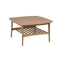 Dřevěný odkládací stolek Actona Woodstock