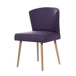 Fialová jídelní židle My Pop Design Richter