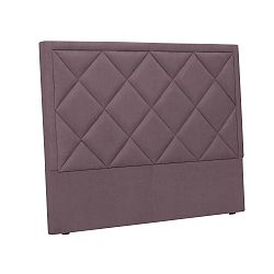 Fialové čelo postele Windsor & Co Sofas Superb, 200 x 120 cm