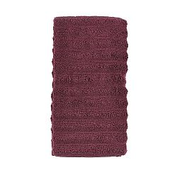 Fialový ručník Zone One, 50x100cm