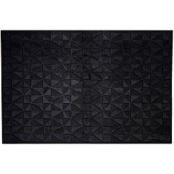 Gumová čistící rohožka Tica Copenhagen Graphic, 60x90cm
