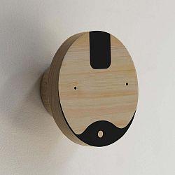 Háček z borovicového dřeva Really Nice Things Mr T
