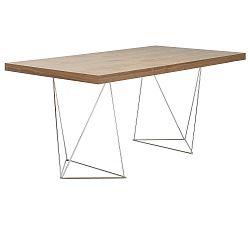 Hnědý stůl TemaHome Multi, 180cm
