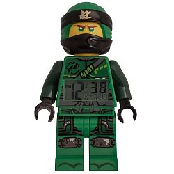 Hodiny s budíkem LEGO® Lloyd