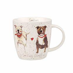 Hrneček Churchill Dog Staffie, 390 ml