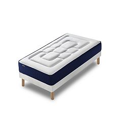 Jednolůžková postel s matrací Bobochic Paris Velours,80x200cm