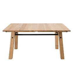 Jídelní stůl Actona Stockholm, 160 x 75 cm
