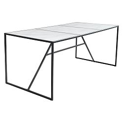 Jídelní stůl s černým podnožím RGE New York