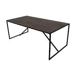 Jídelní stůl sdeskou zmangového dřeva HMS collection Feast, 200x100cm