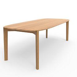 Jídelní stůl z dubového dřeva Wewood - Portuguese Joinery Soma, délka180cm