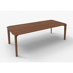 Jídelní stůl z ořechového dřeva Wewood - Portuguese Joinery Soma, délka240cm