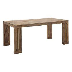 Jídelní stůl ze dřeva sheesham Mauro Ferretti Elegant