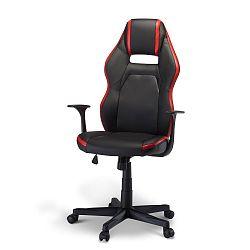 Kancelářská židle Furnhouse Space Red