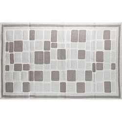 Koberec Cream Tiles, 120x180 cm