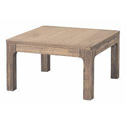 Konferenční stolek v dřevěném dekoru kouřového dubu Szynaka Meble Negro