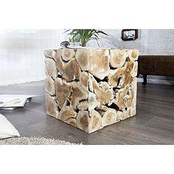 Konferenční stolek z masivního teakového dřeva SOB