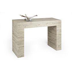 Konzolový stolek v dekoru dubu sherwood MobiliFiver Evolution