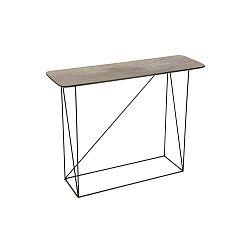 Konzolový stolek Versa Welcome, výška 75 cm