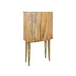 Konzolový stolek z mangového dřeva Santiago Pons Retros