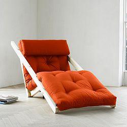 Lenoška Karup Figo, Raw/Orange, 70 cm