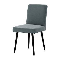 Mentolově zelená židle s černými nohami Ted Lapidus Maison Fragrance