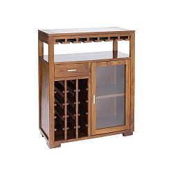 Minibar ze dřeva mindi SantiagoPons