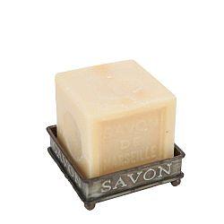 Miska na mýdlo Antic Line Zinc Soap