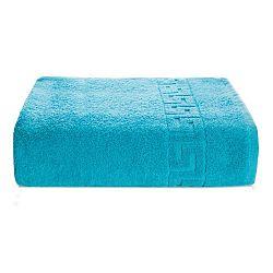 Modrá bavlněná osuška Kate Louise Pauline,70x140cm