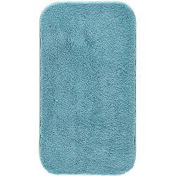 Modrá koupelnová předložka Confetti Bathmats Miami, 50 x 57 cm