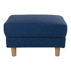 Modrá podnožka House Nordic Artena