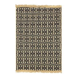 Modrý koberec Ya Rugs Tee, 60x90cm
