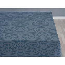 Modrý ubrus Södahl Diamond, 140x370cm