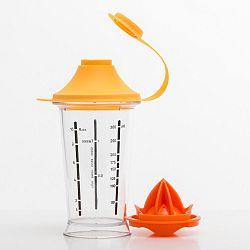 Multifunkční nádoba na oddělování žloutků s odšťavňovačem na citrusy InnovaGoods, 300 ml