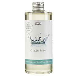 Náplň do aroma difuzéru Copenhagen Candles  Ocean Spray Silver, 300 ml