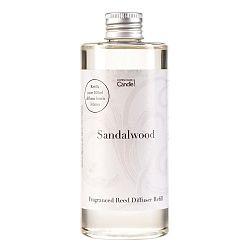 Náplň do aroma difuzéru s vůní santalového dřeva Copenhagen Candles  Sandalwood Home Collection, 300 ml