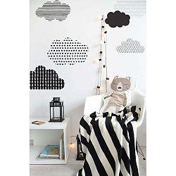 Nástěnná samolepka Dekornik Scandi clouds