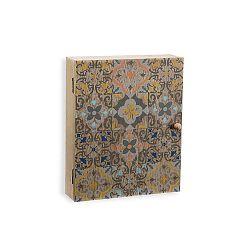 Nástěnná šperkovnice VERSA Alfama, 19,5 x 14,7 cm