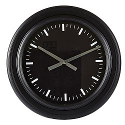 Nástěnné hodiny KJ Collection Basicos, 60 cm
