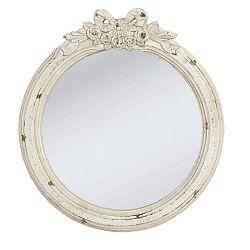 Nástěnné zrcadlo Clayre&Eef Marissol, 48 x 52 cm