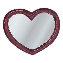 Nástenné zrcadlo Kare Design Heart
