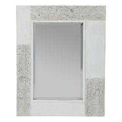 Nástěnné zrcadlo s rámem z jedlového dřeva Kare Design Sweet Home