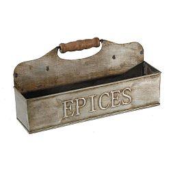 Nástěnný držák na kořenky Antic Line Epices